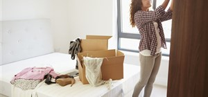 Tips for Unloading a Moving Truck in an Apartment Complex