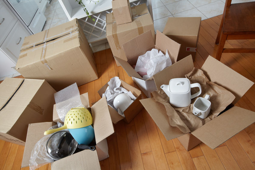 Tips to Help You Pack Your Kitchen
