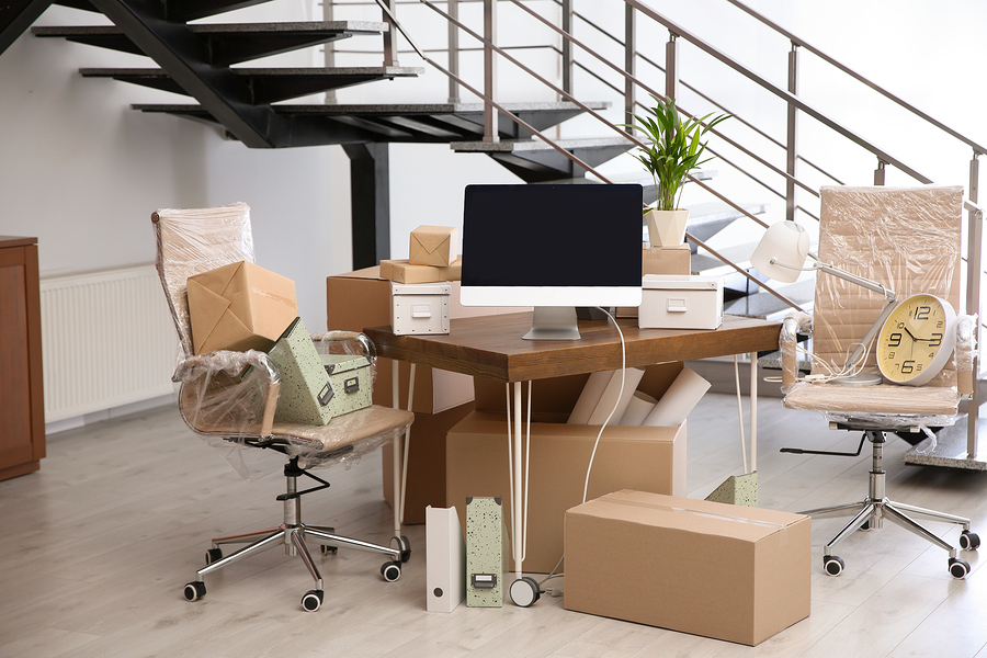Best Practices for Moving Your Electronics